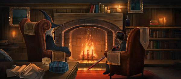 GryffindorsSword
